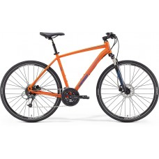 Kolo Merida Crossway 300 Matt Orange/Blue (52cm) L 2016
