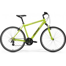 Kolo Merida Crossway 15 V Matt Green/Grey/Black (48cm) M 2017