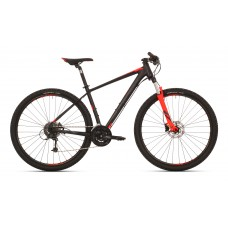 Kolo Superior XC 859 Matte Black/Dark Grey/Neon Red L 2018
