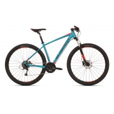 Kolo Superior XC 859 Matte Petrol Blue/Black/Neon Red L 2018