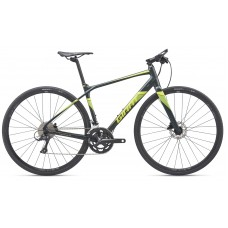 Kolo Giant FastRoad SL 2-M17-ML- Metal Black/Lime 2019