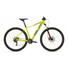 Kolo Superior XC 889 Matte Radioactive Yellow/Black/ Red M 2019