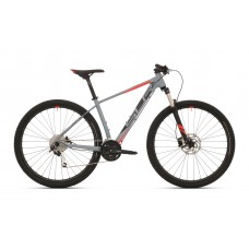 Kolo Superior XC 879 Matte Grey/Black/Neon Red L 2019