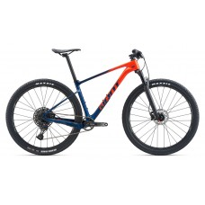 Kolo Giant XTC Advanced 29er 3 Gloss Neon Red / Matte Metallic Navy L 2020