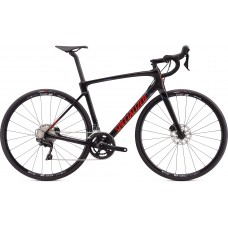 Kolo Specialized Roubaix Sport Gloss Carbon/Rocket Red/Blk 56 2020