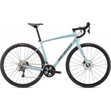 Kolo Specialized Diverge E5 Elite Gloss Summer Blue/Blk Camo 52 2020