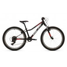 Kolo Superior Racer XC 24 Matt Black/White/Team Red 2020
