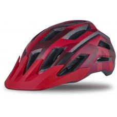 Přilba Specialized Tactic 3 Ce Red FRACTAL S