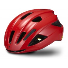 Přilba Specialized Align II MIPS CE Gloss Flo Red M/L