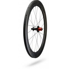 Výplet Specialized Roval CLX 64 Tubular Rear Satin Carbon/Gloss Black