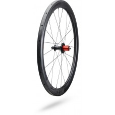 Výplet Specialized Roval CLX 50 Tubular Rear Satin Carbon/Gloss Black